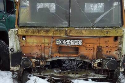 Автомобіль вантажний самоскид КАМАЗ 5511 1984 р.в., ДНЗ: 00541МС
