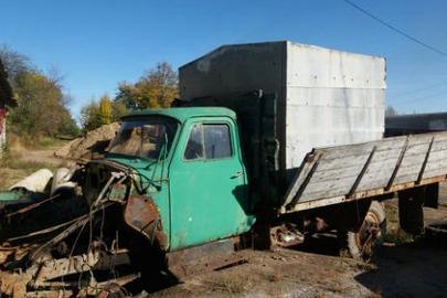 Автомобіль вантажний ГАЗ 52 1978 р.в., ДНЗ: 0021ЧВМ