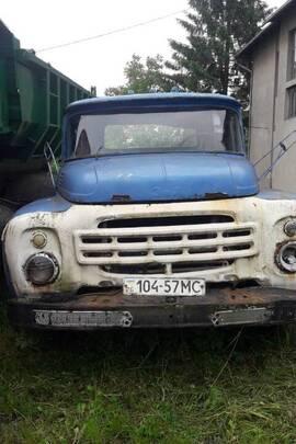 Автомобіль вантажний самоскид ЗІЛ ММЗ-554 1983 р.в., ДНЗ: 10457МС
