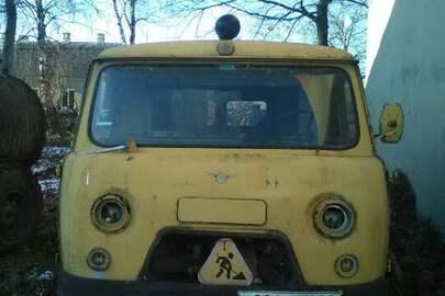 Автомобіль вантажний УАЗ 3303 1988 р.в., ДНЗ: 09223МС