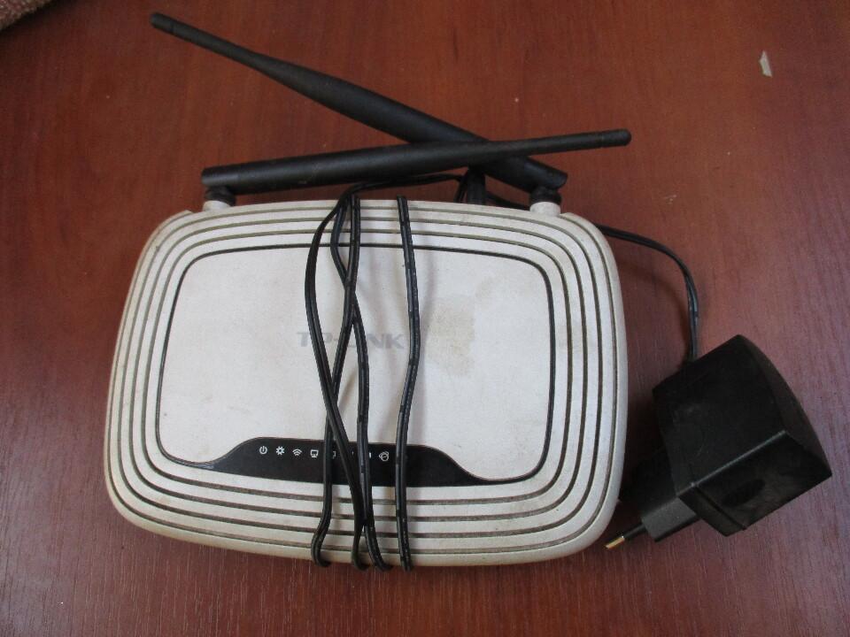 WiFi-Роутер TP-LINK
