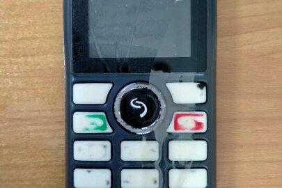 """Мобільний телефон марки """"SIGMA"""", IMEI 1: 355829011047522"""