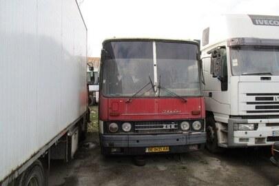 Автобус IKARUS 256, 1989 року випуску, ДНЗ: ВЕ0435АА, номер кузова: 25650Е19891288