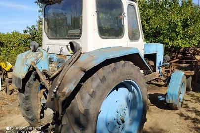 Трактор ЮМЗ-6 КЛ,1990 року випуску, ДНЗ 03072 ЕН, заводський номер №2206048 № двигуна 2204400