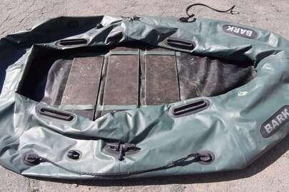 Човен гумовий надувний