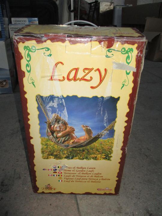 """Садовий гном """"Lazy"""""""