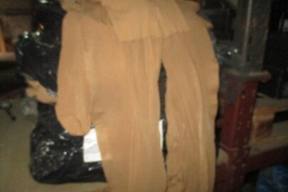 Колготи жіночі (нові), без належної упаковки - 533 шт., вагою 23,1 кг.