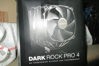 Відеокарта AMD Radeon RX5700XT, 1шт., кулер для охолодження процесора Dark Rock PRO4, 1шт.