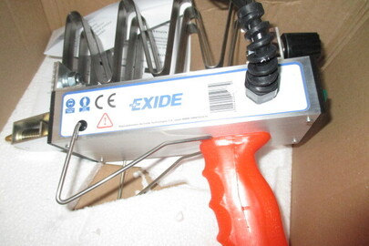 Акумуляторні тестери фірми виробника Exide модель EX 600 V2, 3шт.