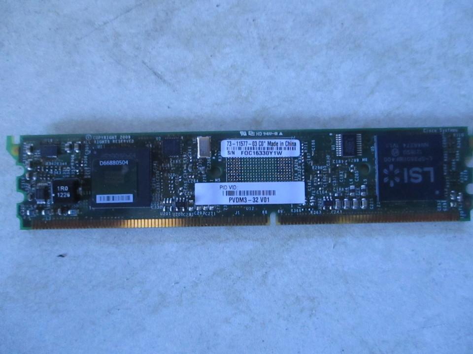 Модуль WIFI роутеру Cisco: FOC 16330Y1W, 1 шт.