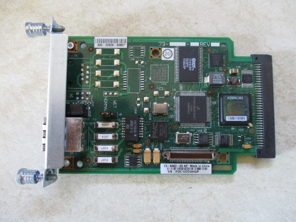 Модуль WIFI роутеру Cisco: FOC 12224HQP, 1 шт.
