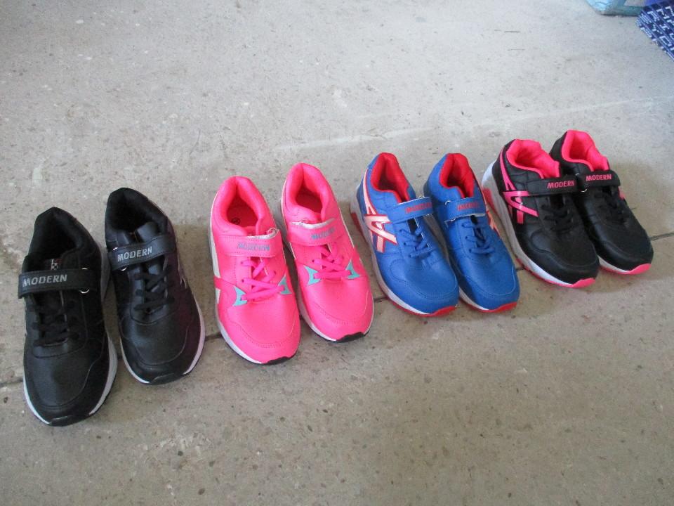 Спортивне взуття, кросівки MODERN, виробник В'єтнам, 21 пара