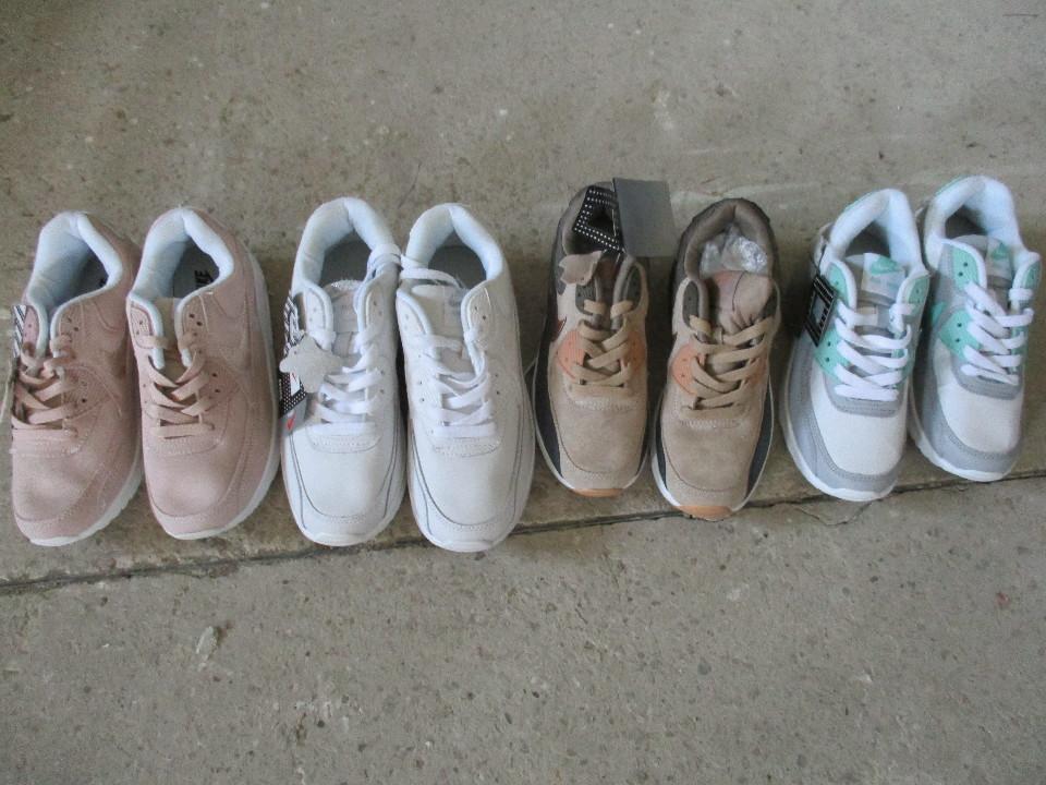 Спортивне взуття, кросівки NIKE AIR MAX, виробник В'єтнам, 47 пар