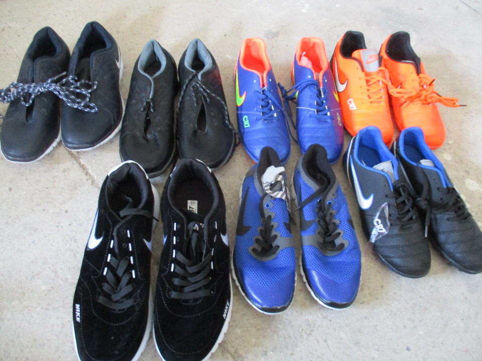 Спортивне взуття, кросівки NIKE, виробник В'єтнам, 119 пар