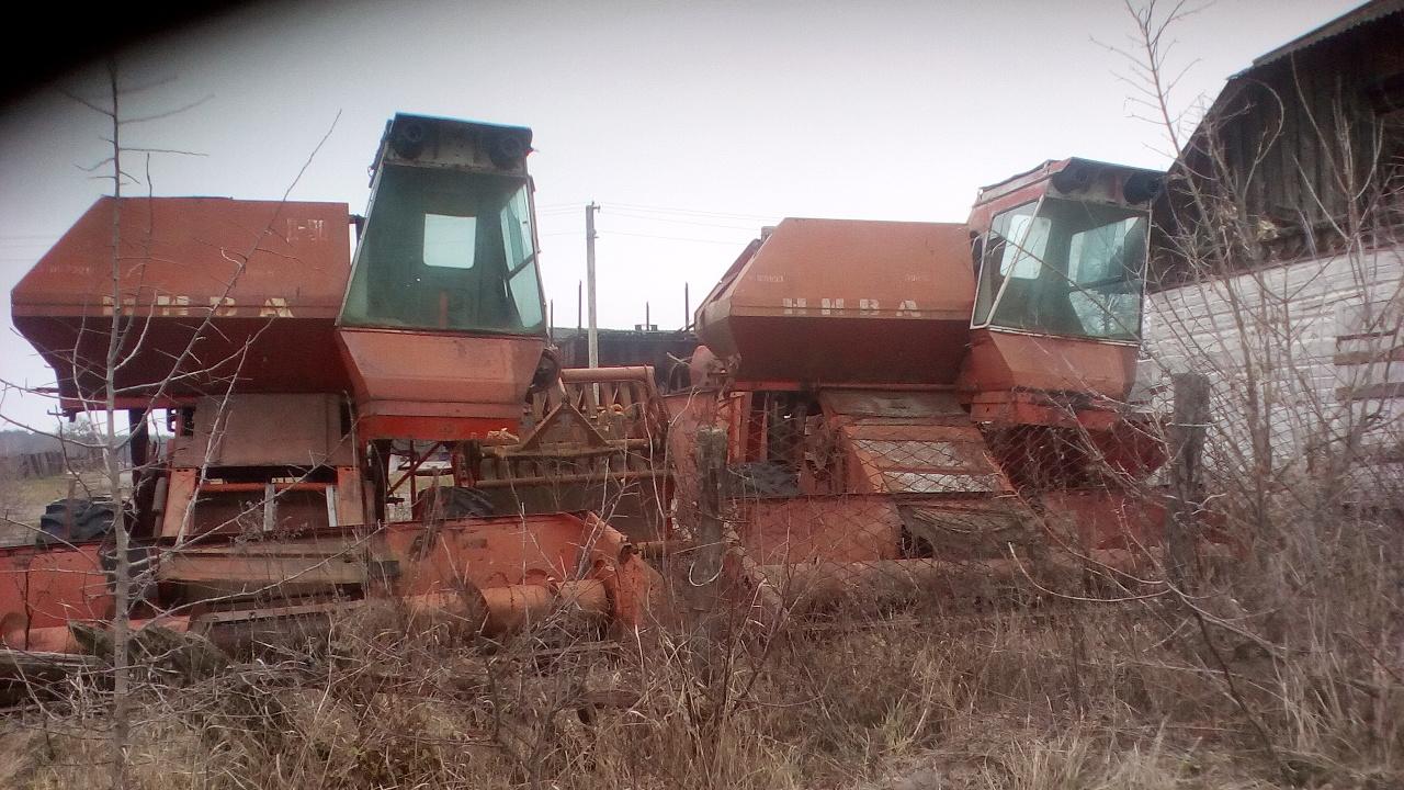 Комбайн зернозбиральний СК-5, 1990 р.в., реєстраційний номер 4654УХ, заводський № 067729