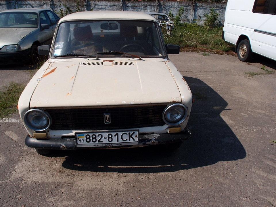 Автомобіль ВАЗ 21011 (легковий седан-В), 1986 р.в., реєстраційний номер 88281СК, кузов № ХТА210130G4748184