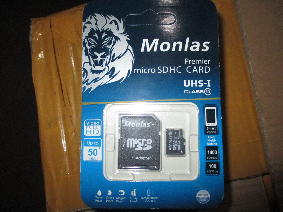 Мікро-SDHS CARD UHS-I
