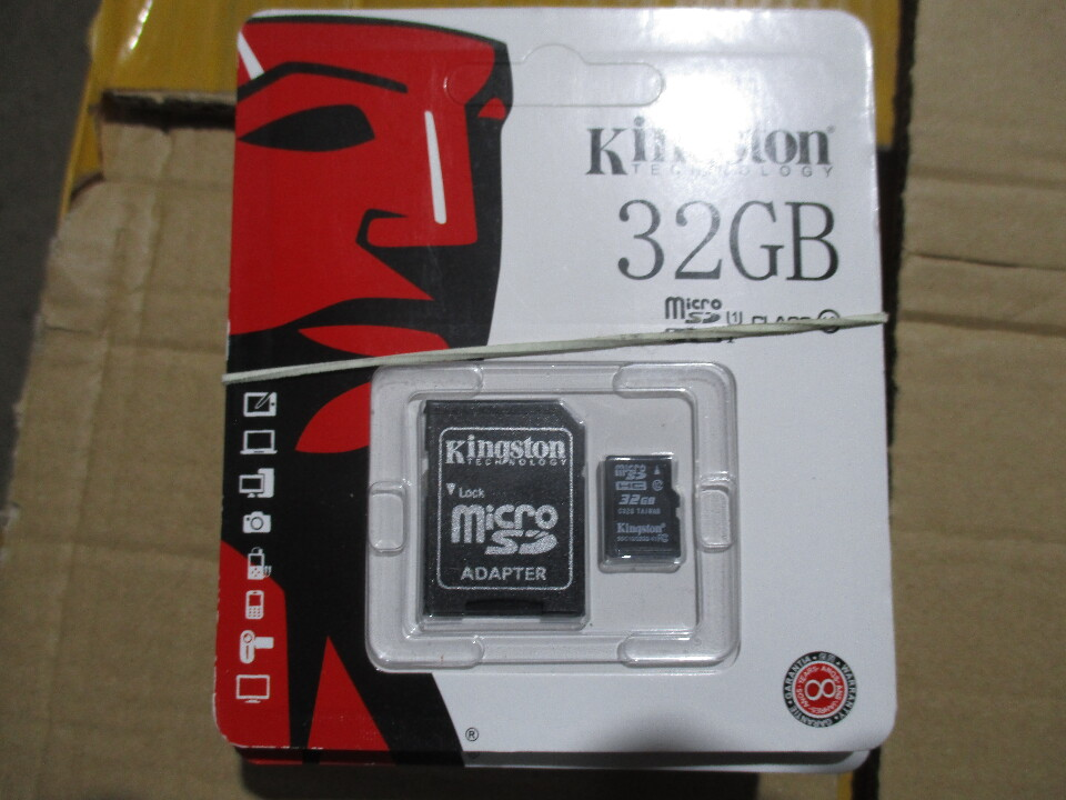 Мікро-SD CARD HС-I