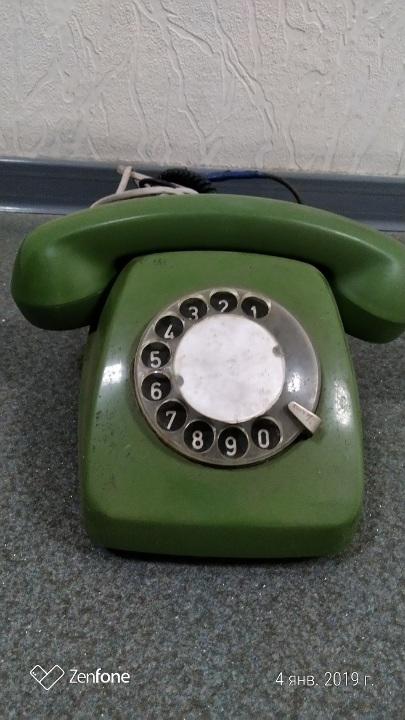 Стаціонарний телефон NEC-301