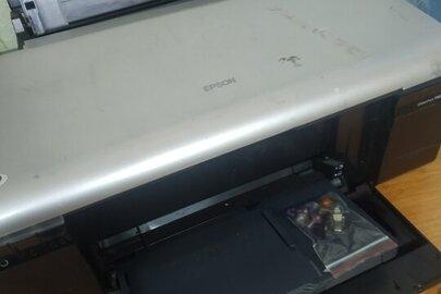 Принтер Claria Epson B412A чорного кольору, б/у