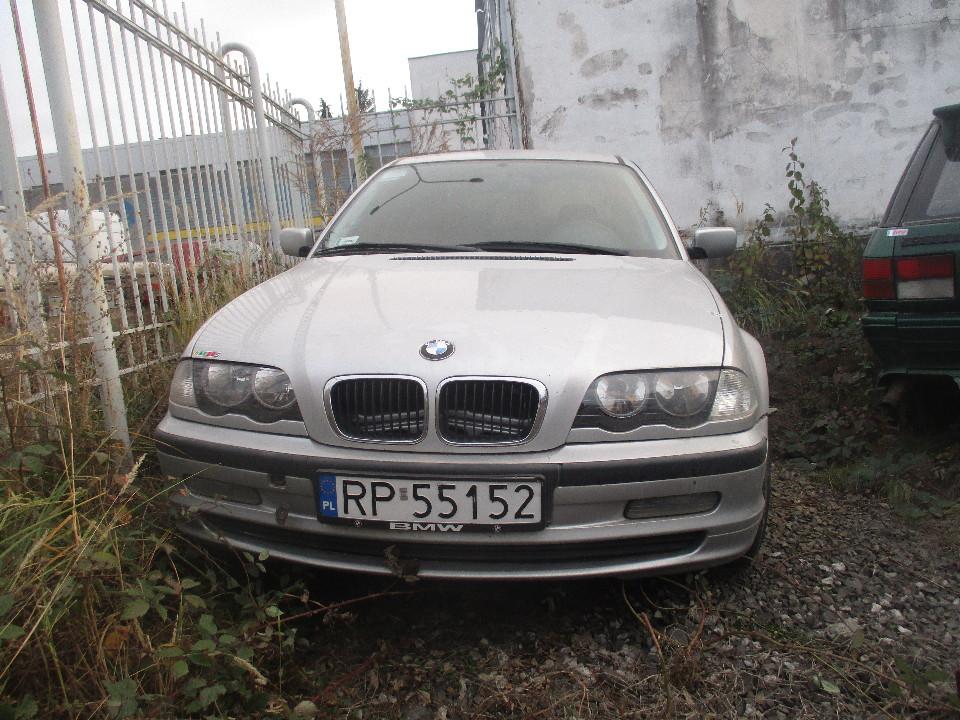 Т/З марки BMW, модель 318, 1998 року випуску, реєстраційний номерний знак Польші RP 55152, кузов № WBAAL31000AY18041, сірого кольору