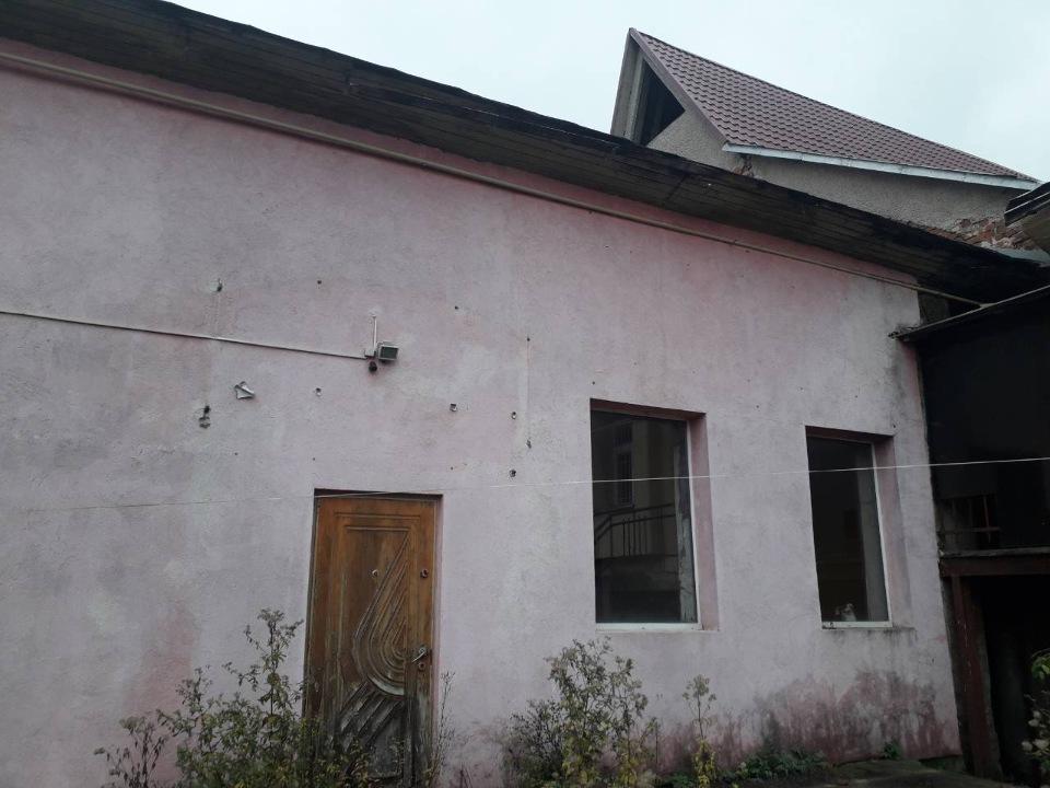 ІПОТЕКА. Будівля котельні, загальною площею 49.0 кв.м., що знаходиться за адресою: Закарпатська область, місто Хуст, вул. Волошина, б/н