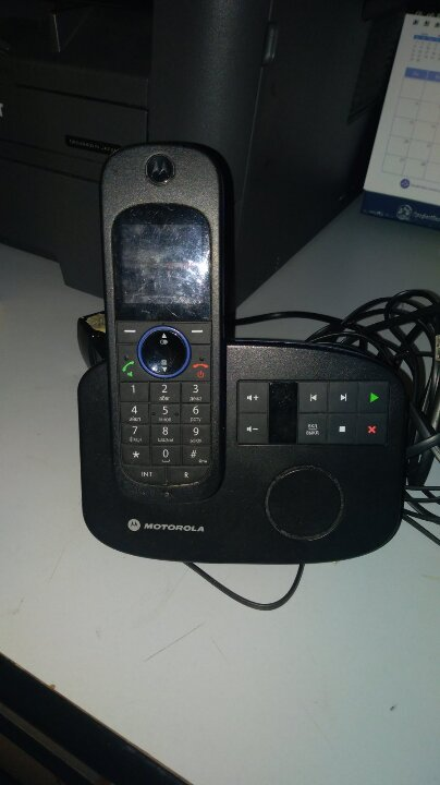 Радіотелефон ДЕКТ D1011