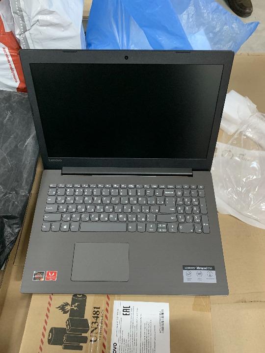 Портативний комп'ютер - ноутбук Lenovo ideapad 330-15ARR, модель 81D2 в розгорнутій упаковці виробника у комплекті, з зарядним пристроєм. Торговельна марка Lenovo, країна виробництва Китай