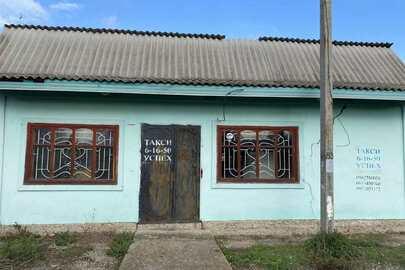 Магазин «Каприз», загальною площею 45,7 кв.м., за адресою: Одеська область, Любашівський район с. Гвоздавка Перша, вул. без назви