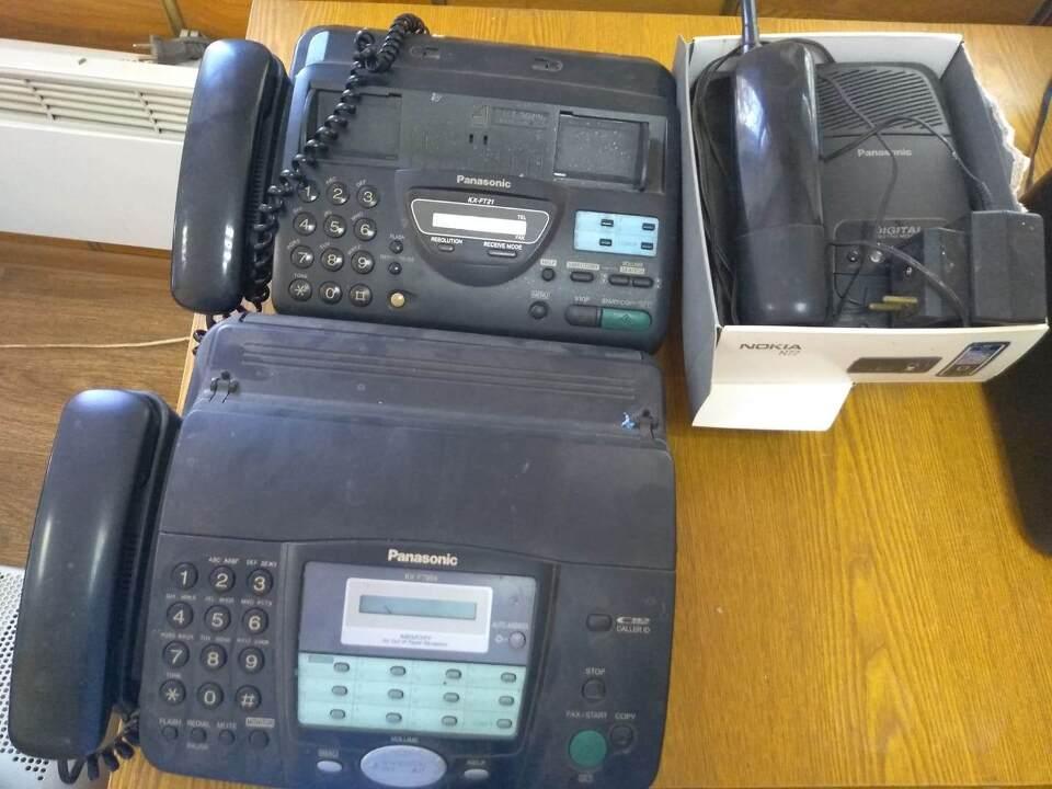 Телефони - факси