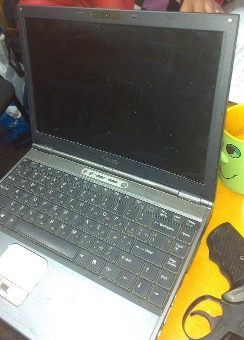 Ноутбук Vaio Sony