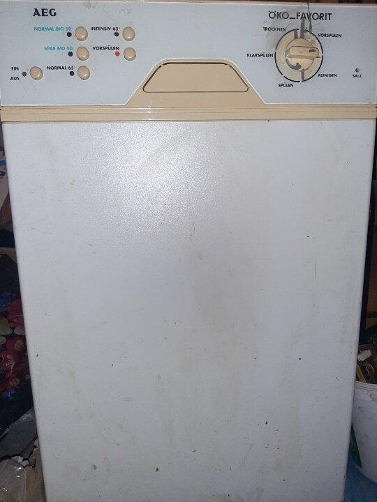 Посудомийна машина «Еленберг