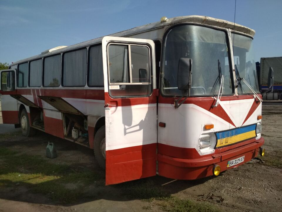 Автобус ЛАЗ 699 Р, 1984 р. в., ДНЗ ВА3229АТ, № кузова XTW699P00E0008143