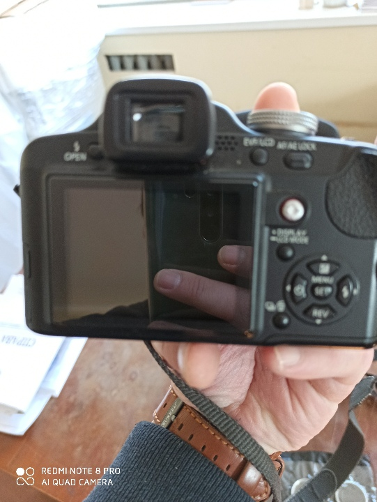 Цифровий фотоапарат «Panasonic DMC-I Z18 LUMIX»