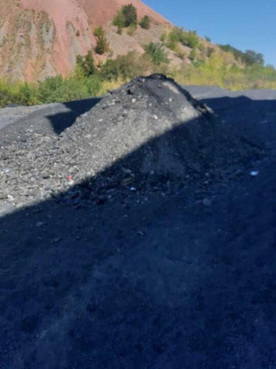 Вугільна продукція марки: ДГ, загальною вагою: 400 тон, за адресою: Донецька область, м.Гірник, вул.Териконна,1 (