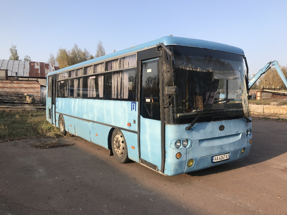 Автобус-D загальний БОГДАН А-145.2 2006 р.в., шасі №Y6LA145106L000069; днз №АА6267ХІ