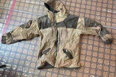 """Чоловіча куртка військового зразка типу """"Горка"""" (б/в), 1 од."""
