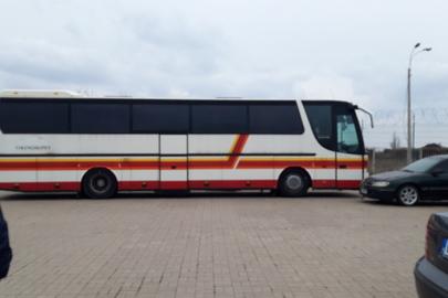 Автобус: SETRA S315 HD, білого кольору, 1999 р.в., ДНЗ: PL WI6340Y, VIN: WKK31500001032491