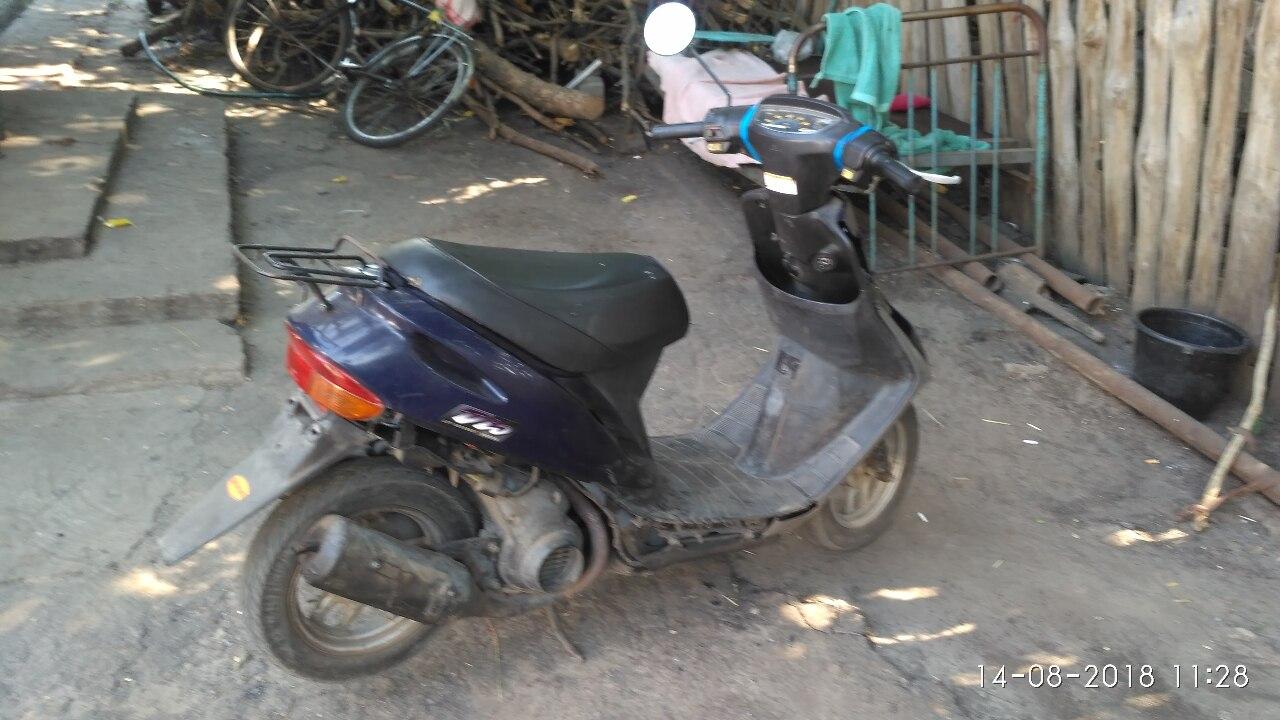 Скутер Honda AF27, номер рами 2280829, 2004 р.в.