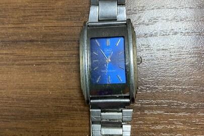 Ручний годинник QSQ WATER RESIST, сірого кольору