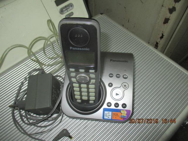 Цифровий бездротовий телефон з автовідповідачем