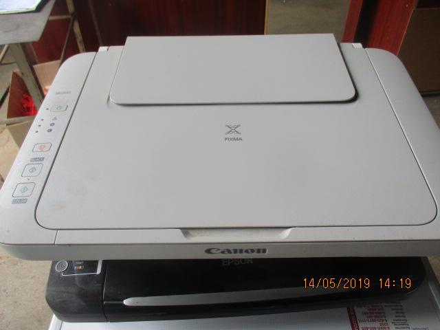 Принтер Canon MG 2440, білого кольору, б/в