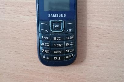 Мобільний телефон «Samsung Duos» модель GT-E 1202і (SEK)