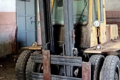 Автонавантажувач 40015, 1993 р.в., ДНЗ Т06253АР, жовтого кольору, ідентифікаційний № 059/18/40015, двигун № 146024