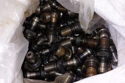 Штревелі до обладнання для металообробки 160 штук