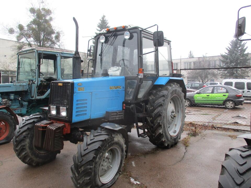 Трактор БЕЛАРУС 892, 2017 р.в., № кузова 89205599/971871, днз 14944АМ