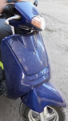 Транспортний засіб марки HONDA модель LEAD, номер шасі JF061013187, днз АМАА4262, 2001 р.в.