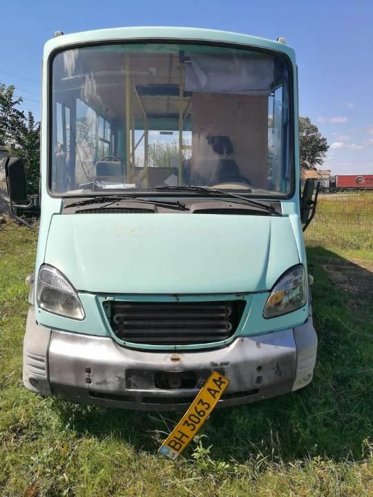 Транспортний засіб ГАЛАЗ 3207.05, 2008 року випуску, № кузова Y7932070589А88102, ДНЗ: ВН3063АА