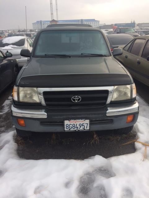 Транспортний засіб Toyota Tacoma (пікап), 2000 року випуску, № кузова: 4TAPM62N4YZ656462, ДНЗ: 8G84957