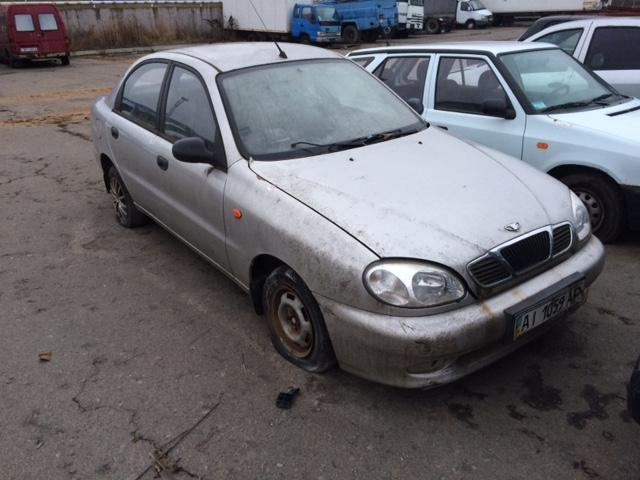 Транспортний засіб ЗАЗ-Daewoo Т13110, 2006 року випуску, №. кузова Y6DT1311060286518, ДНЗ: АІ1059АР